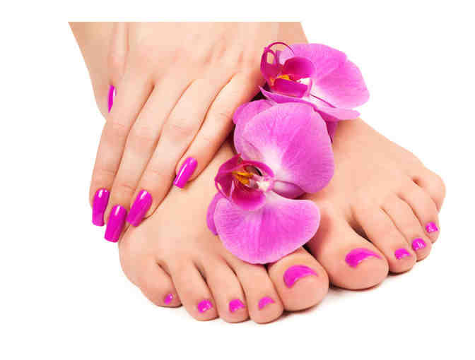 $25 Gift Certificate to Nail Perfection in Medway - Photo 1