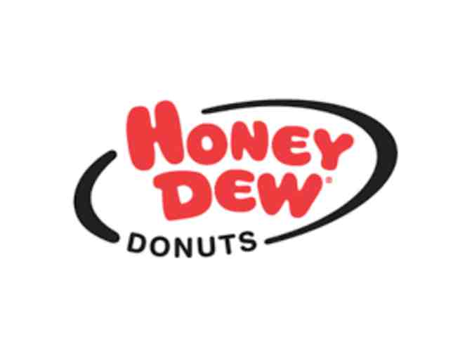 $25 Gift Card for Honey Dew Donuts - Photo 1