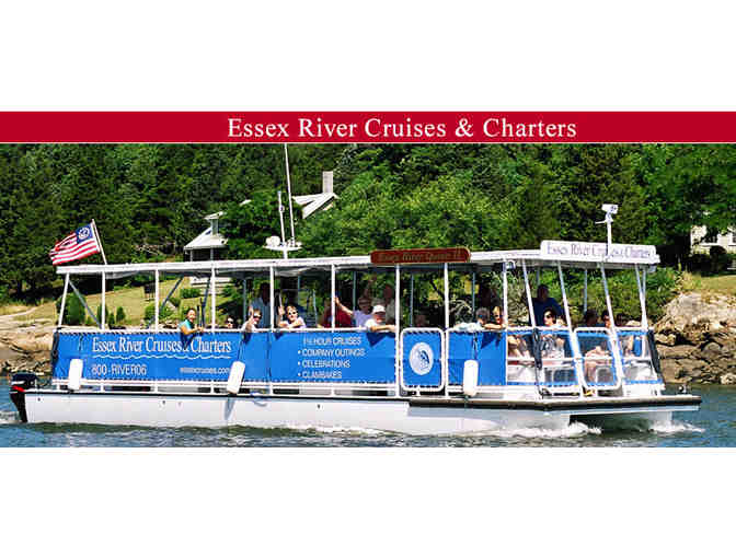 Essex River Cruise for 2
