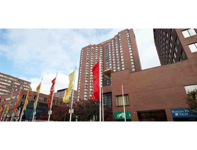 Boston Marriott Cambridge plus Breakfast for 2