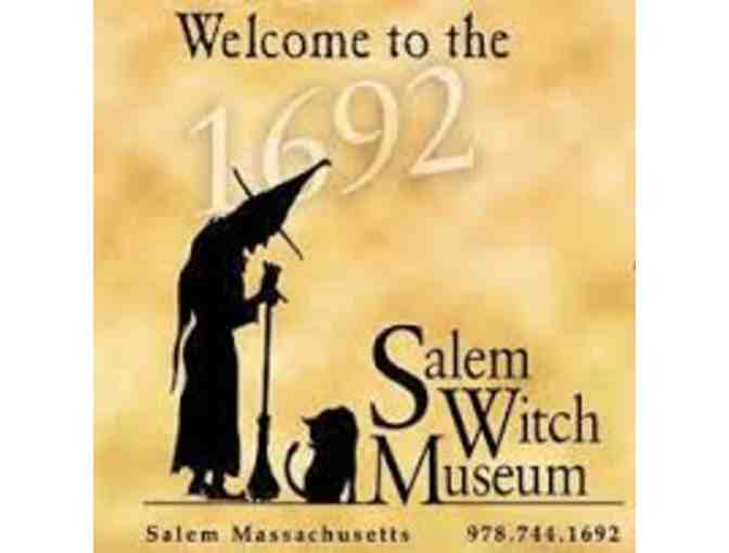 Salem Witch Museum - Family Package