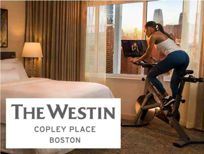 Westin Copley - Workout and Relax for 1 night