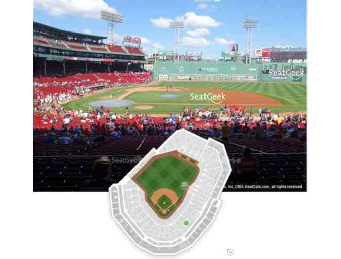 Red Sox Tickets - 4 Seats