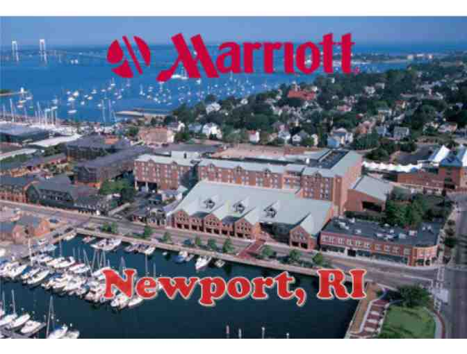 Newport Marriott - One Night with Breakfast for Two