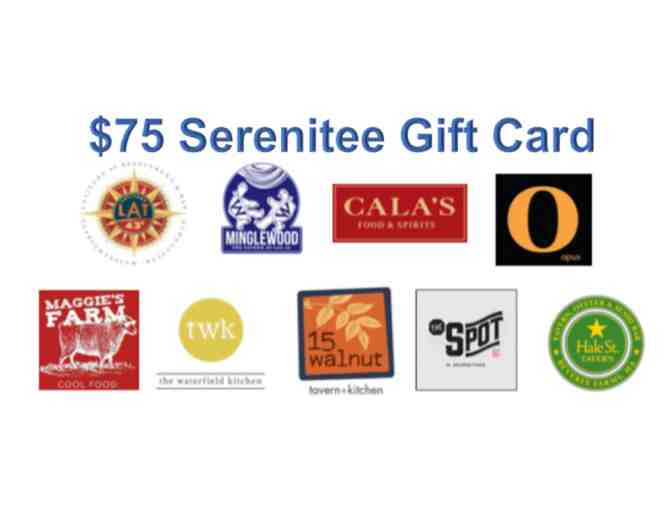 Serenitee Group - $75 Gift Card