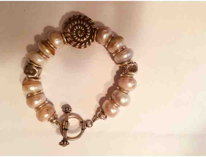 Bracelet - Natural Pearl