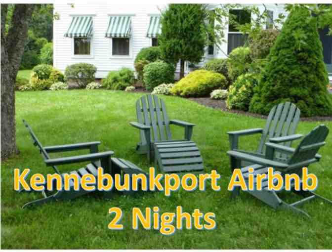 Kennebunkport AIRBNB - 2 Nights