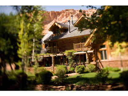 Two-night stay at The Lodge at Red River Ranch in Teasdale, Utah