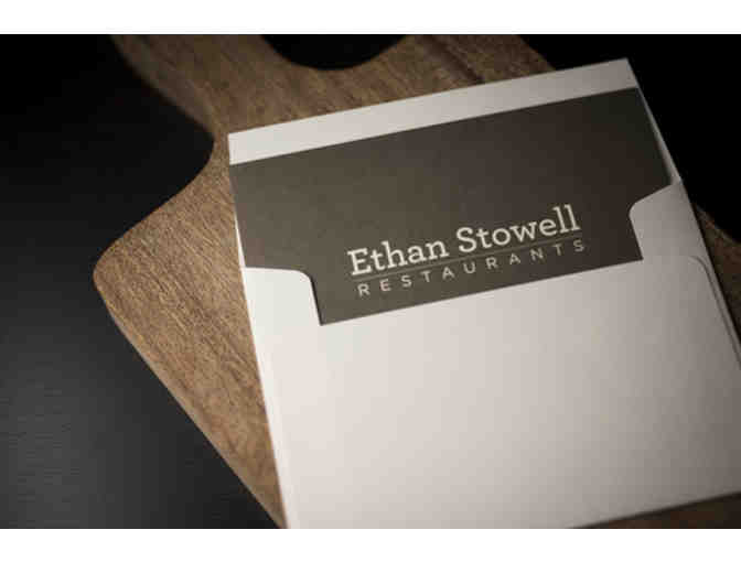 Ethan Stowell Restaurants $100 Gift Card