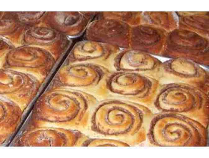 **2nd Offering!! Four Dozen Homemade Cinnamon Rolls
