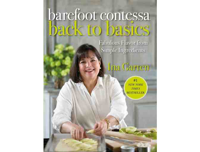 Barefoot Contessa Cookbook - Ina Gartner