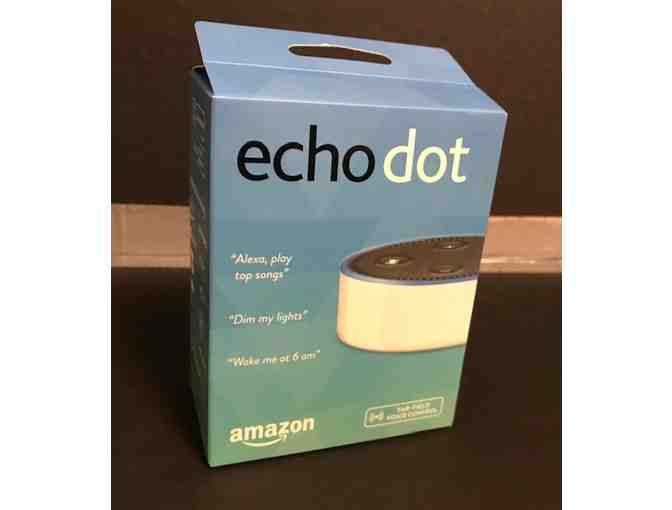 Echo Dot - 'White'