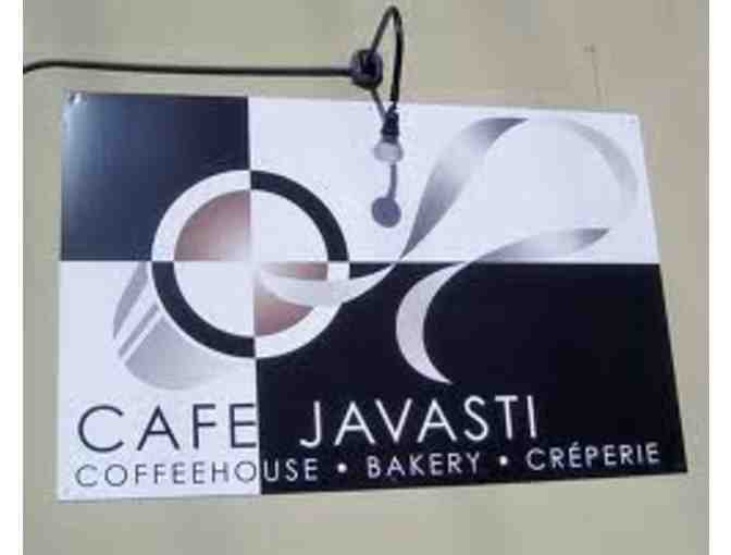 Cafe Javasti Gift Basket