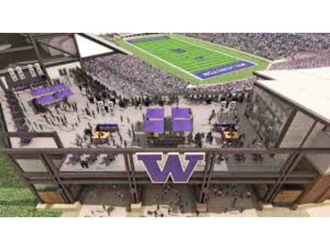 UW Football Game Day Experience
