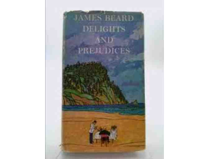 Recipe book - Delights and Prejudices by James Beard *vintage* first printing