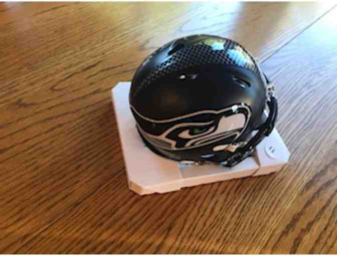Seattle Seahawks Signed Shaquem Griffin Mini Helmet