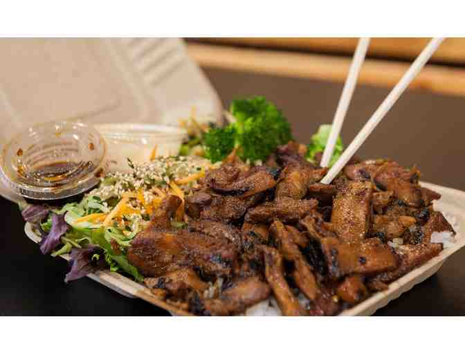BB's Teriyaki Grill- $25 Gift Card