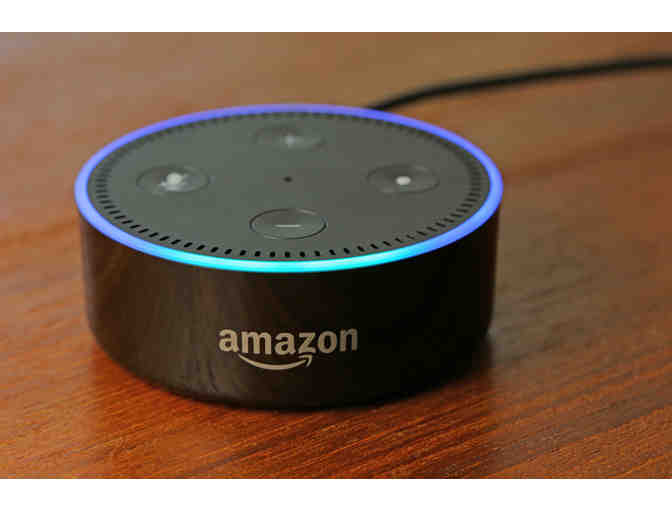 Amazon Echo Dot in Black (2nd generation)