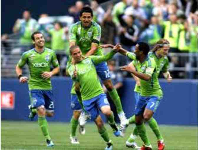 *2ND Offer!! Seattle Sounders- Two Tickets to a Regular Season Game