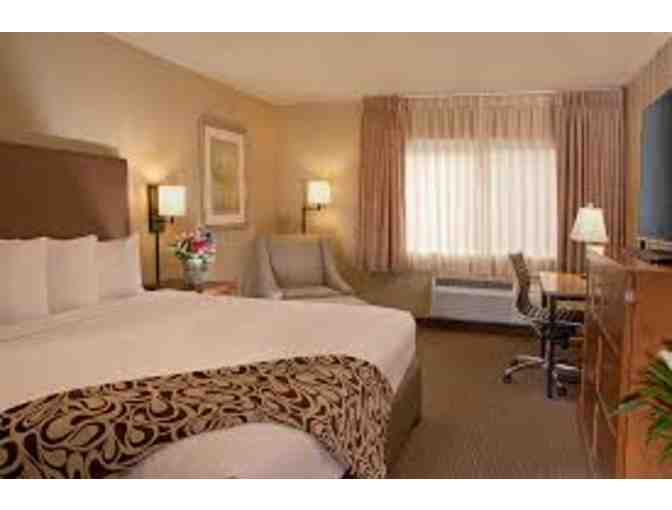 King Suite Overnight at the Silver Cloud Hotel - University Village