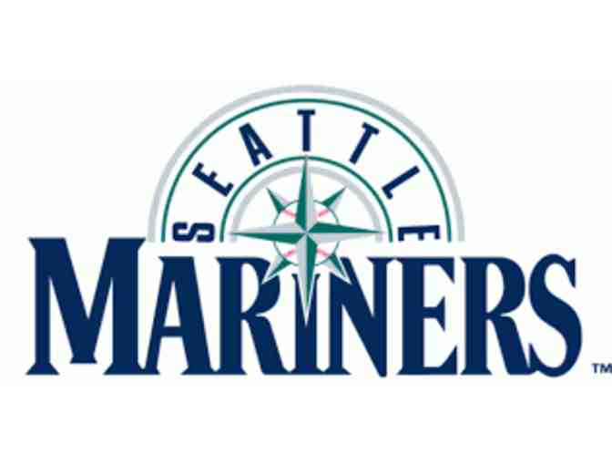Two Mariners Tickets - 2nd Row from Field