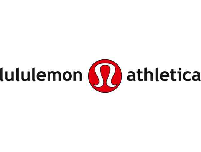 Lululemon- $50 Gift Card