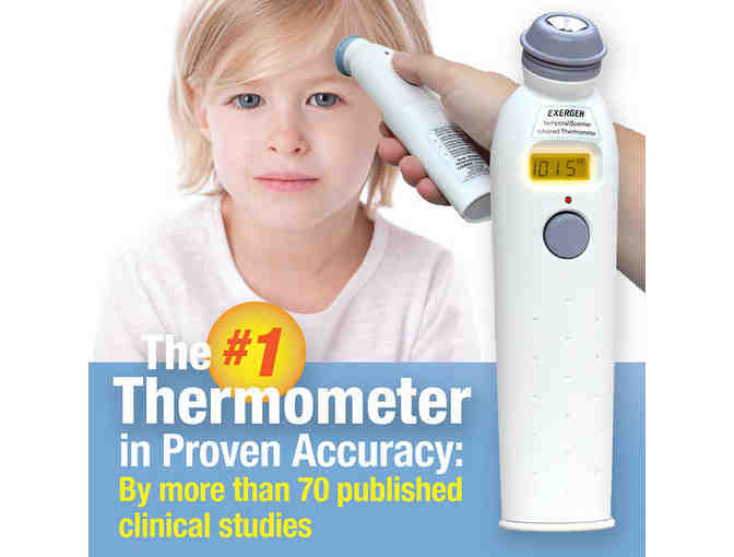 Exergen Temporal Artery Thermometer for Home Use