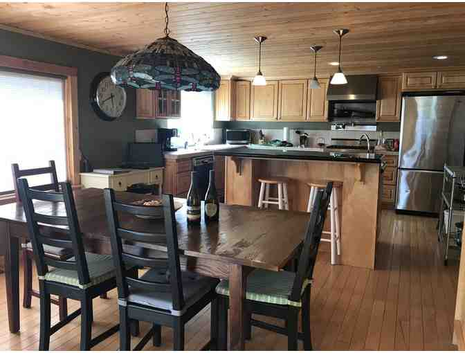 Five Night Stay in a Large Home Overlooking Lake Chelan