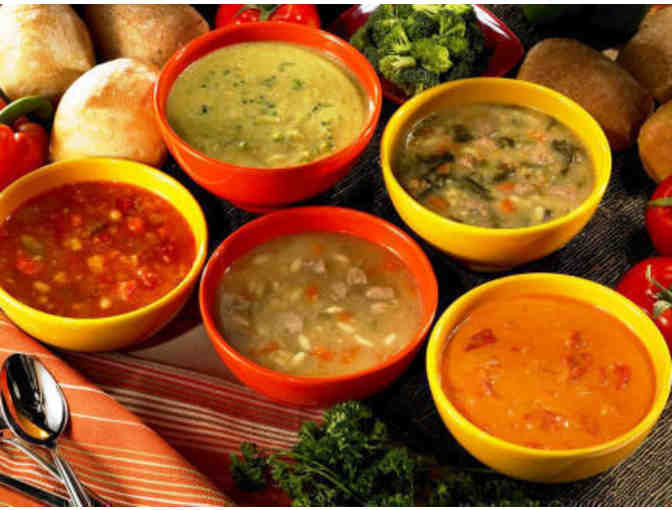 Soups to Warm your Heart & Body!