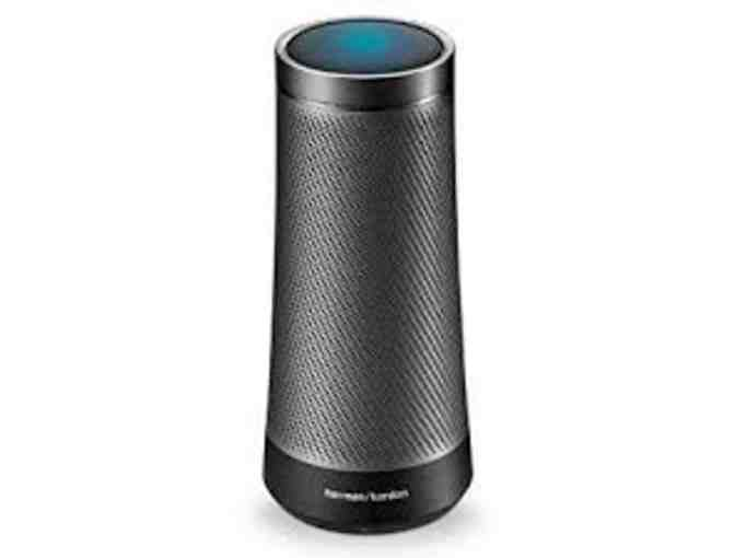 Harman-Kardon Invoke Voice-Activated Speaker