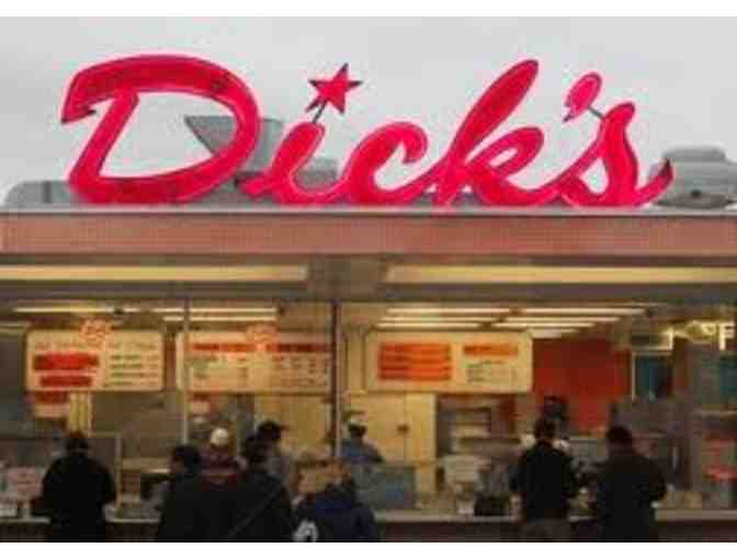 Dick's Drive-In Gift Cards- $25