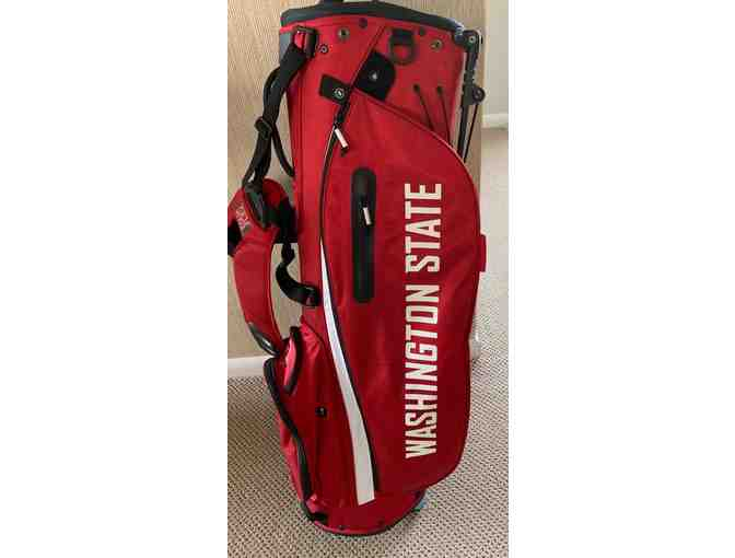 WSU Nike Golf Bag