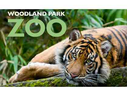 Woodland Park Zoo - Two tickets