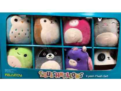 Adorable Squishmallows - boxed set of 8