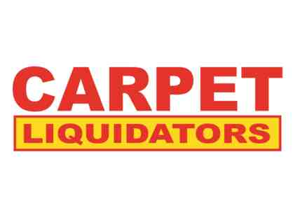 $500 Gift Certificate from Carpet Liquidators