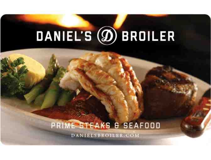 Daniel's Broiler Restaurant Gift Cards - $100 - Photo 1