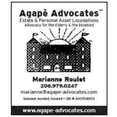 Agape Advocates: Estate and Personal Asset Liquidation