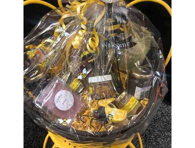 Bees Are My Business Gourmet Gift Basket - Photo 2