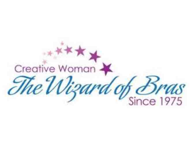 $100 Gift Certificate for The Wizard of Bras - Photo 1