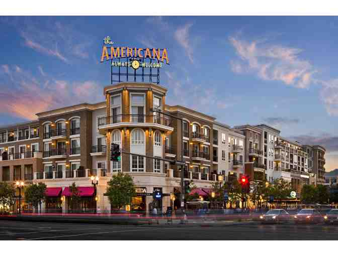 Americana at Brand ~ 1 Night Stay in guest suite, Movie for 2 and Dinner for 2 - Photo 1