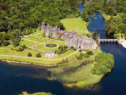 2 Night Stay at the 5 Star Ashford Castle - County Mayo, Ireland