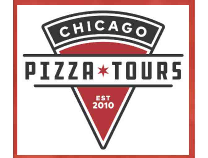 Chicago Pizza Tours - 2 Tickets