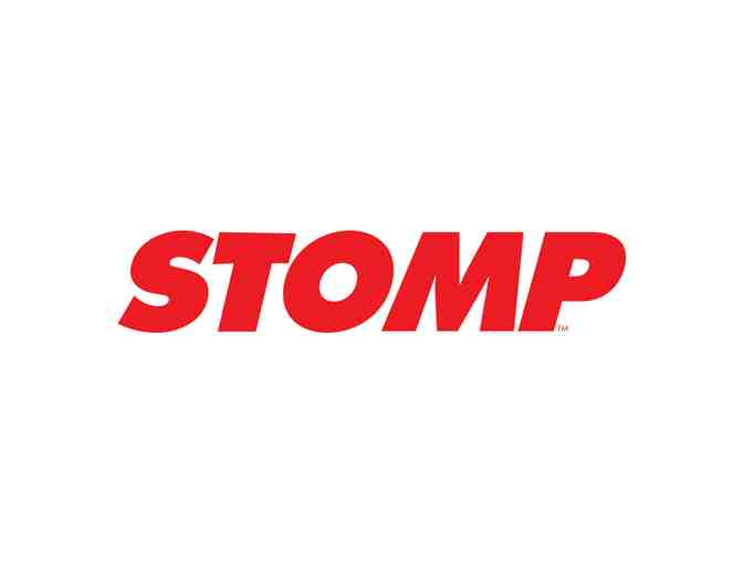 2 Tickets to STOMP