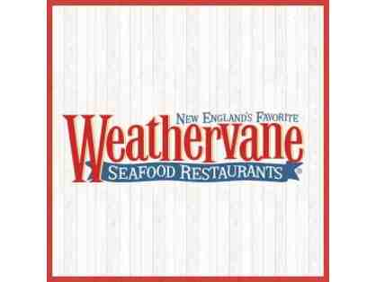 $200 Gift Card to Weathervane Seafood