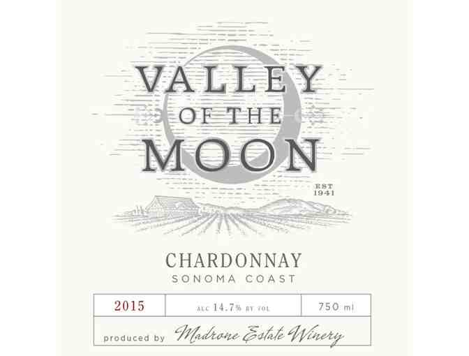 Case of Valley of the Moon 2015 Chardonnay