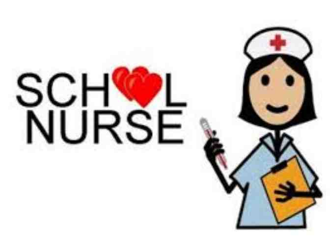 School Nurse For The Day