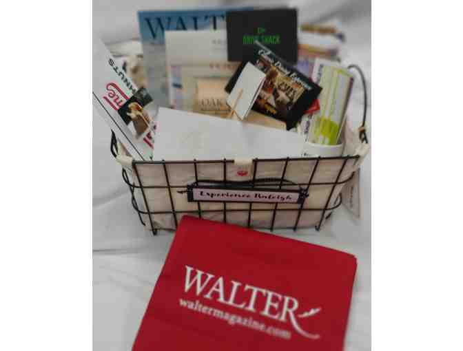 Experience Raleigh Gift Basket by Mrs. Strawser's 4th grade class - Photo 1