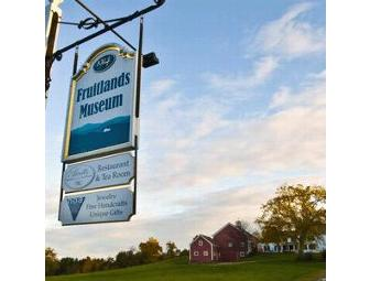 Admission Four Pack to Fruitlands Museum