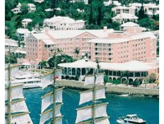 Bermuda Weekend Getaway at The Fairmont Hamilton Princess Hotel