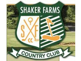 Shaker Farms CC: Golf for 4